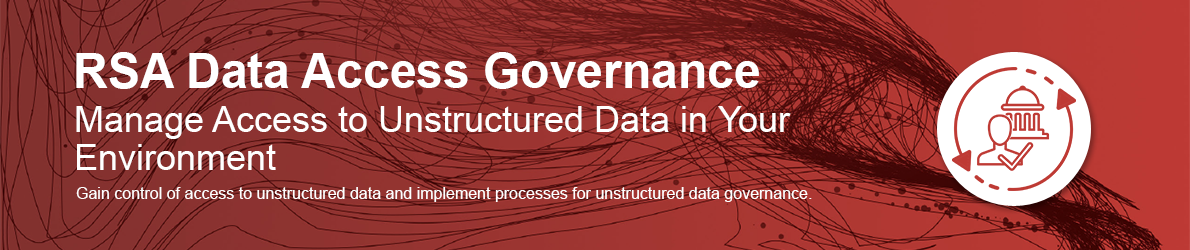 RSA Data Access Governance